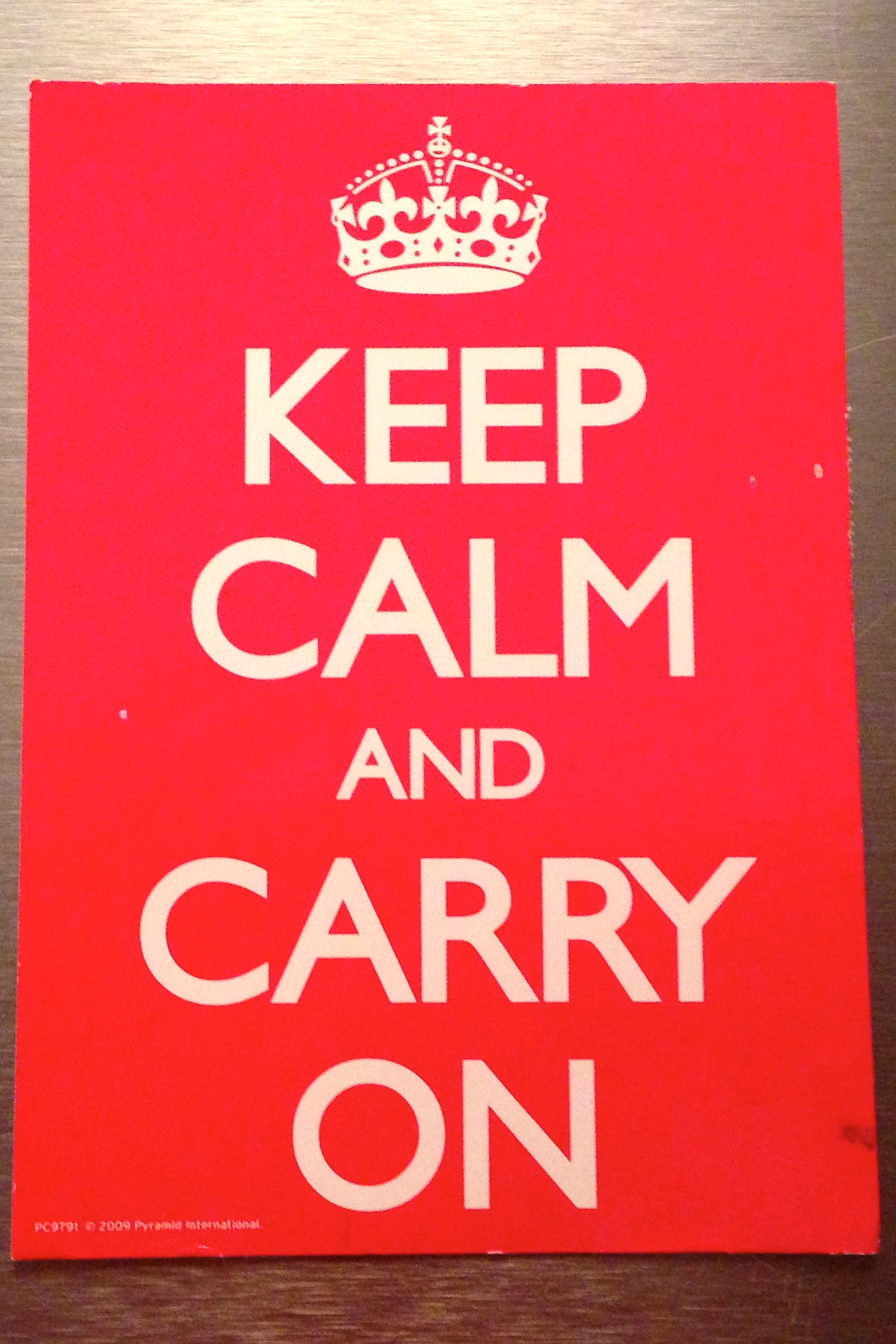 Keep Calm and Carry On During Points Devaluations