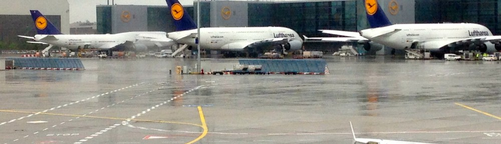 Earning Lufthansa Miles & More – Chasing the First Class Duck