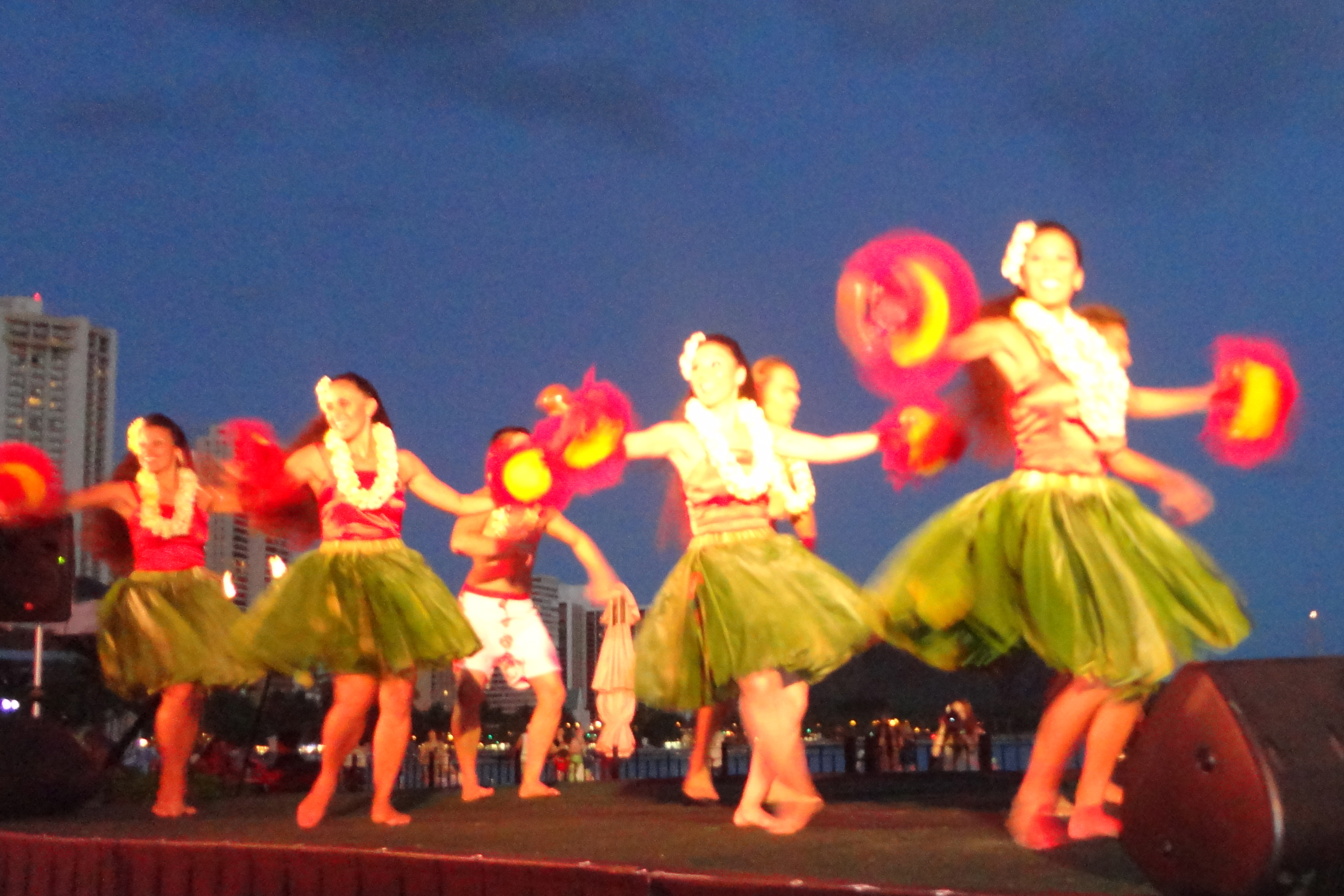 Royal Hawaiian Dancers 5