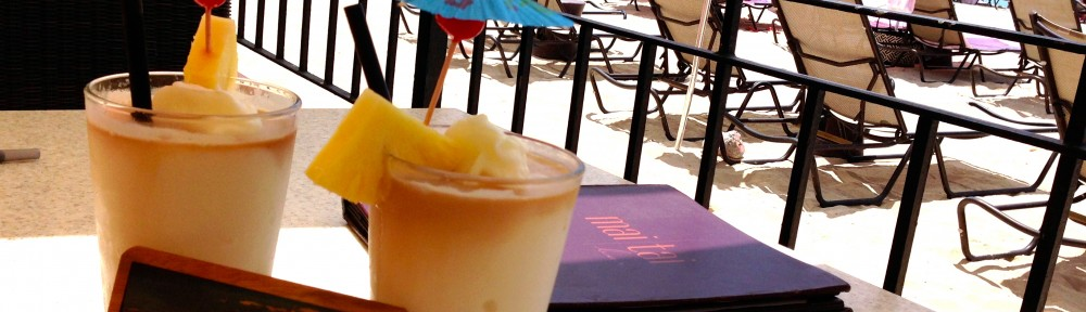 Starwood Starpoints Starstruck – The Mai Tai Made Me Do It