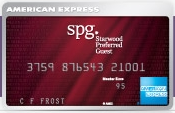 Starwood Preferred Guest American Express Card