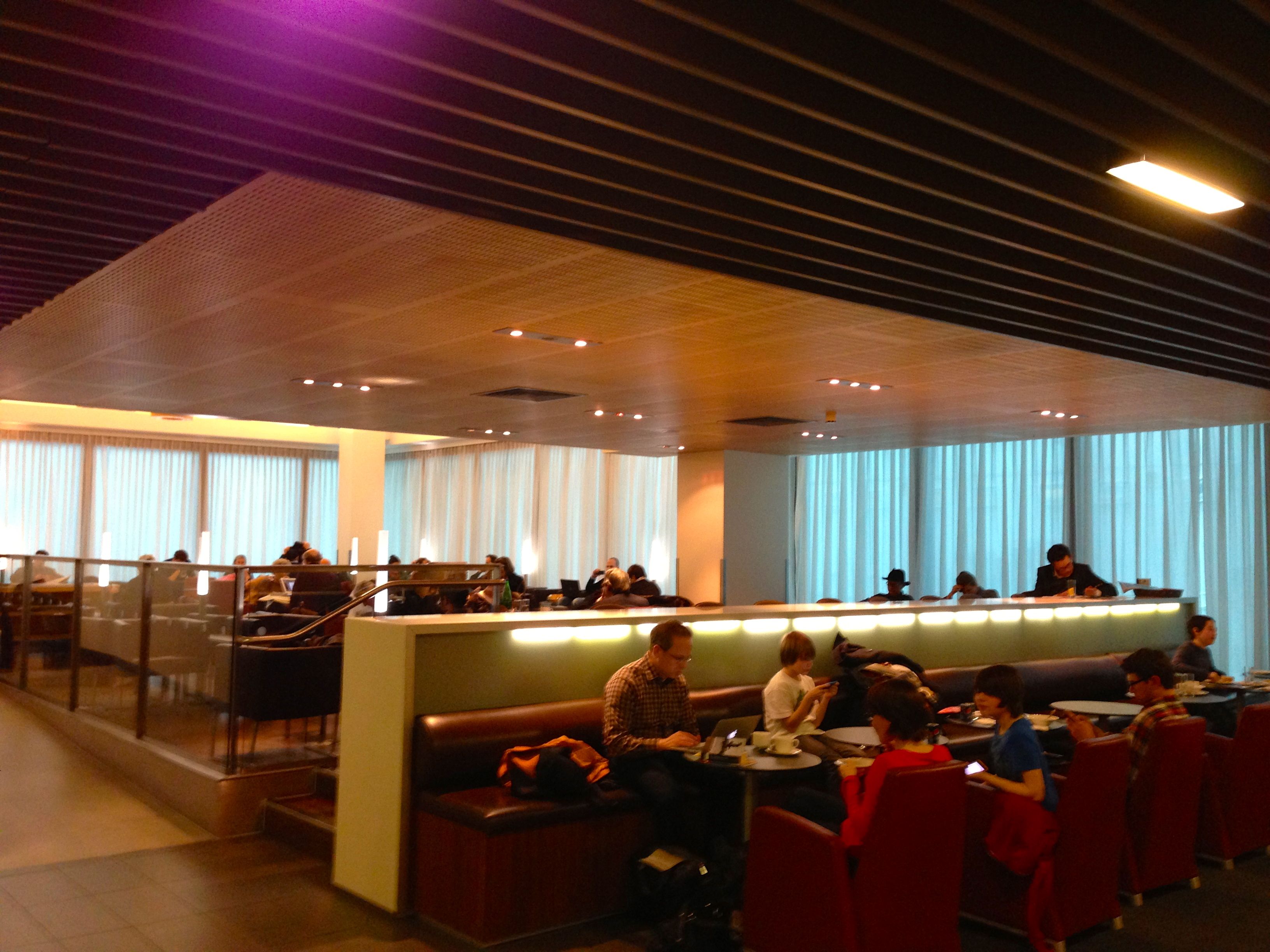 Star Alliance Lounge London