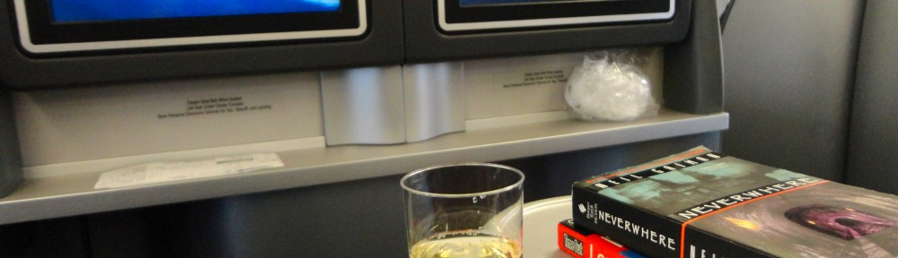 Transatlantic Trifecta – Comparing United's First, Business and Economy Class Service