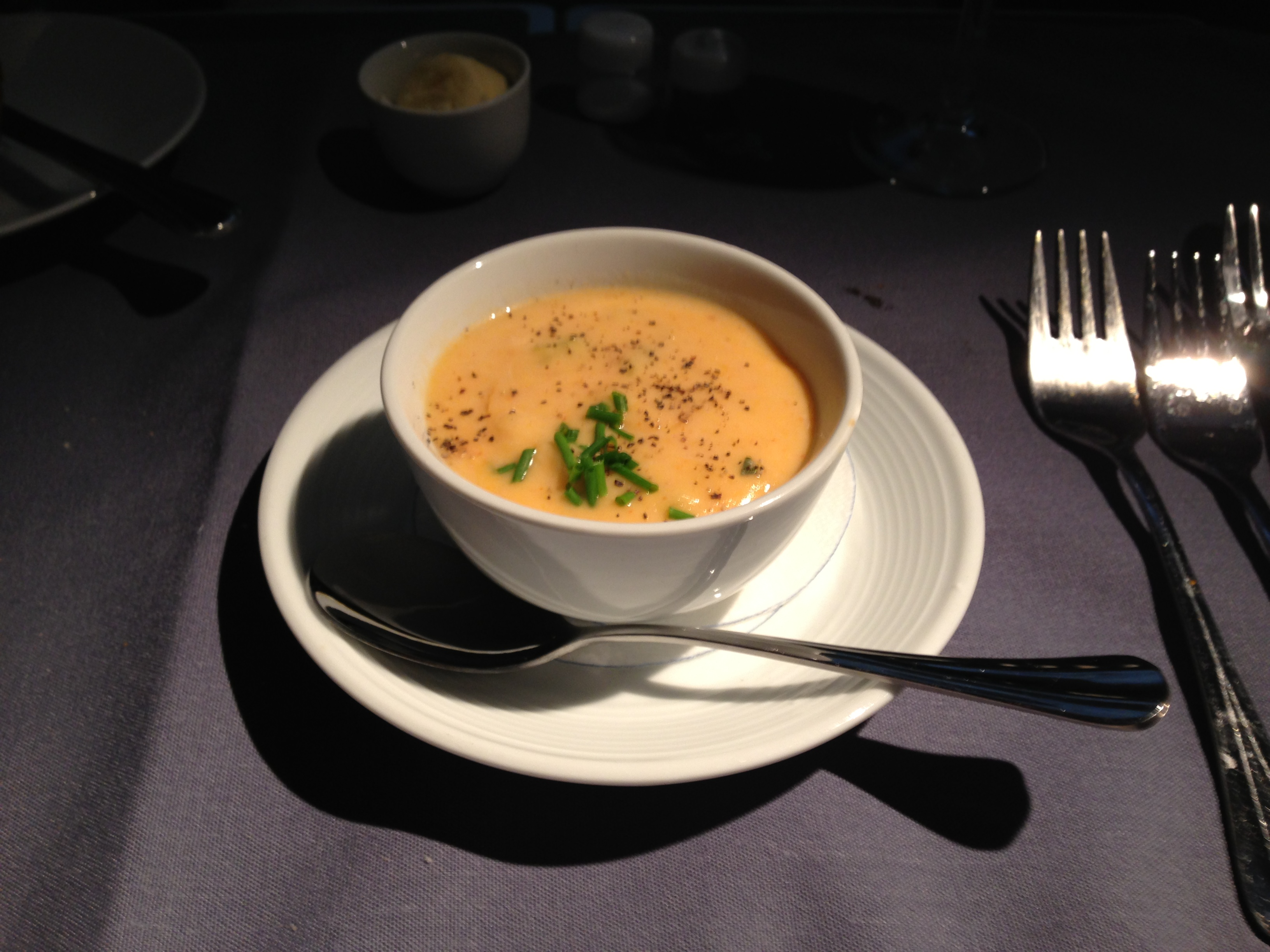 United First Class Soup