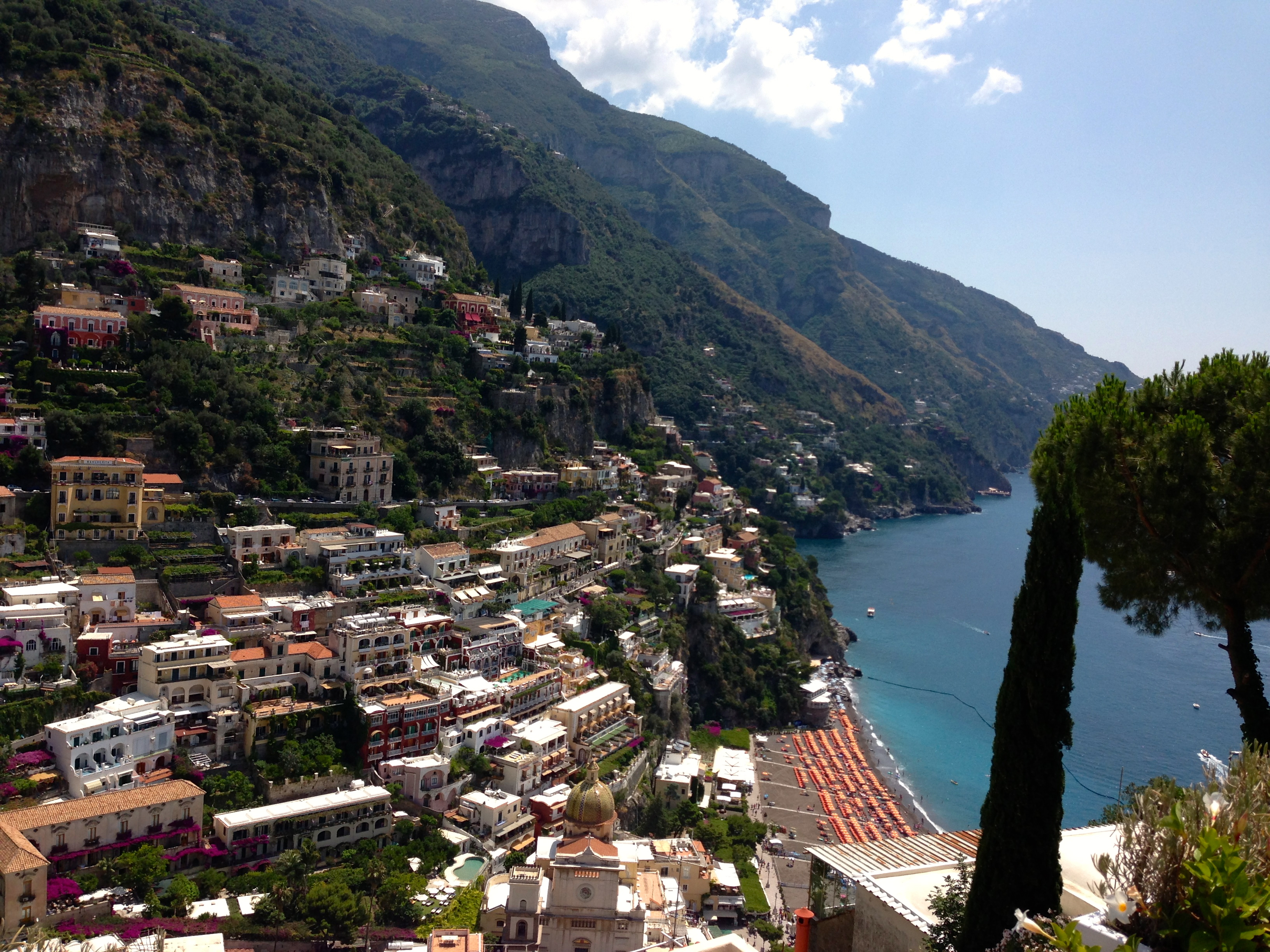 Amalfi Coast Private Driver Positano