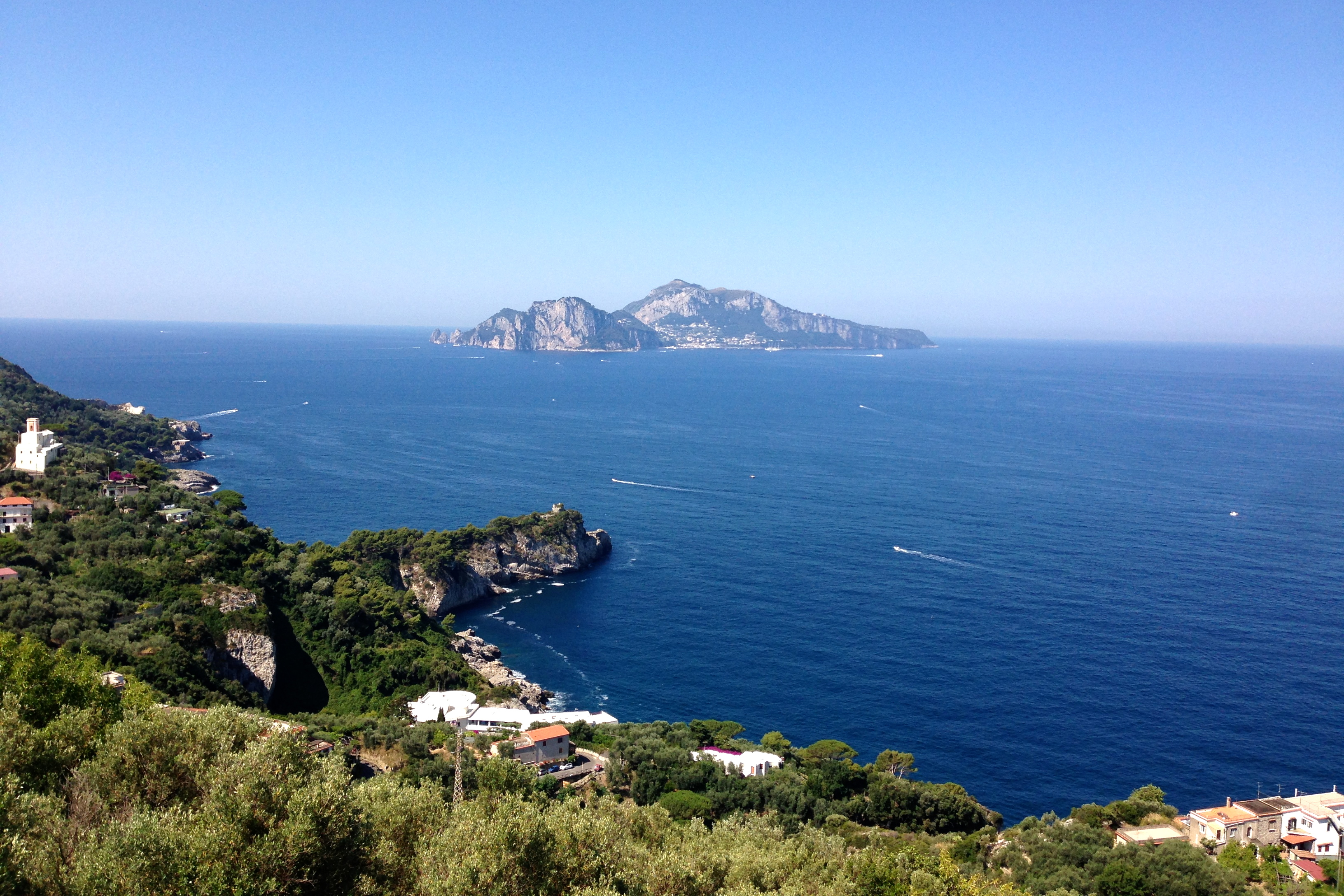 Capri View Private Tours