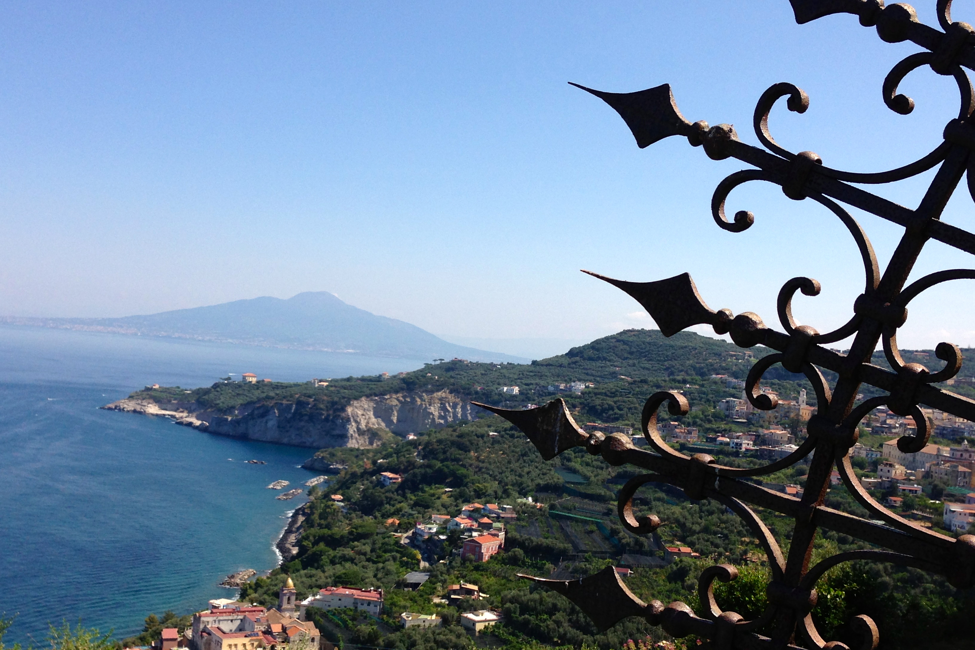 Vesuvius View Private Tour
