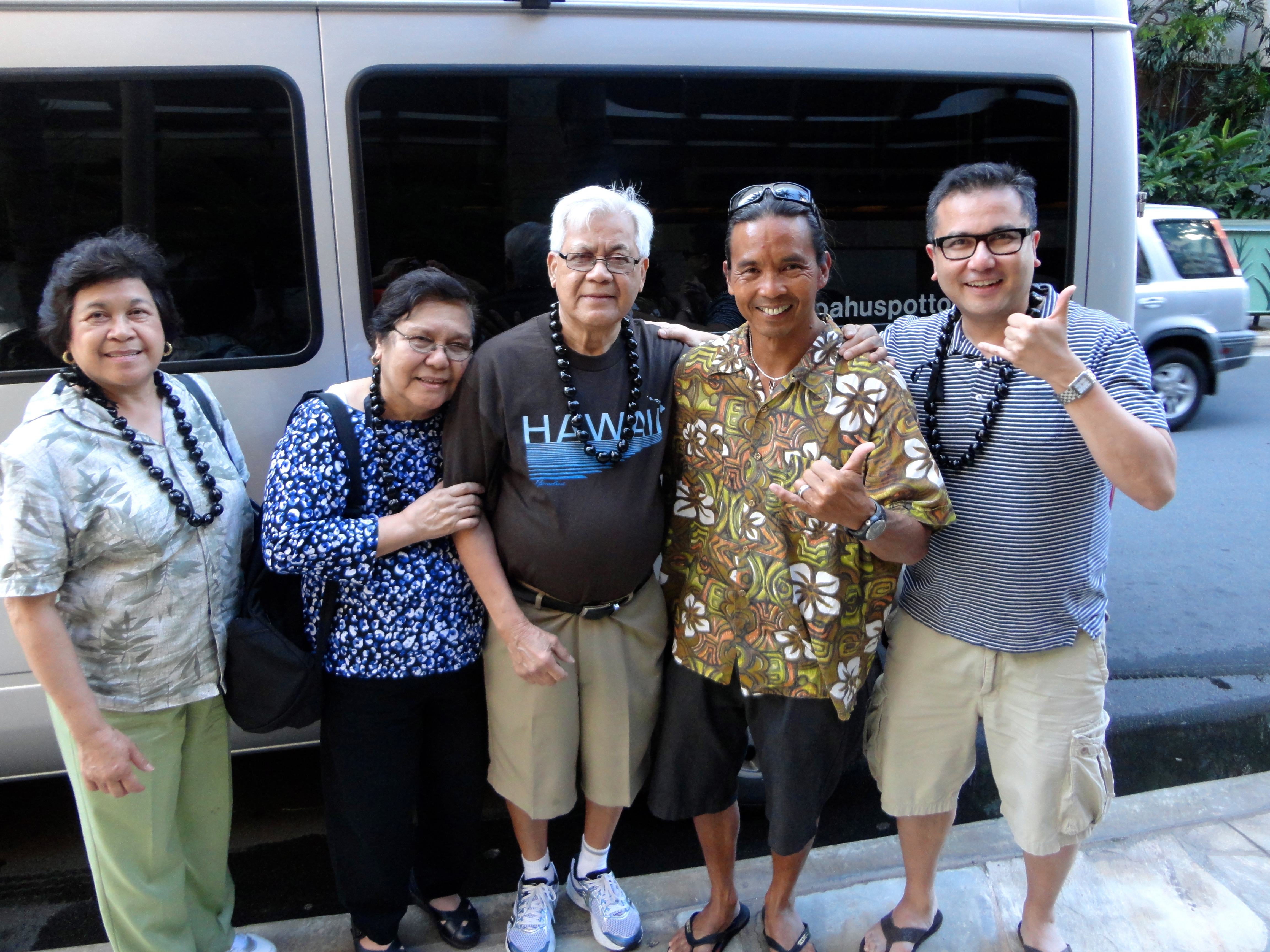 Oahu Spot Tours Ron