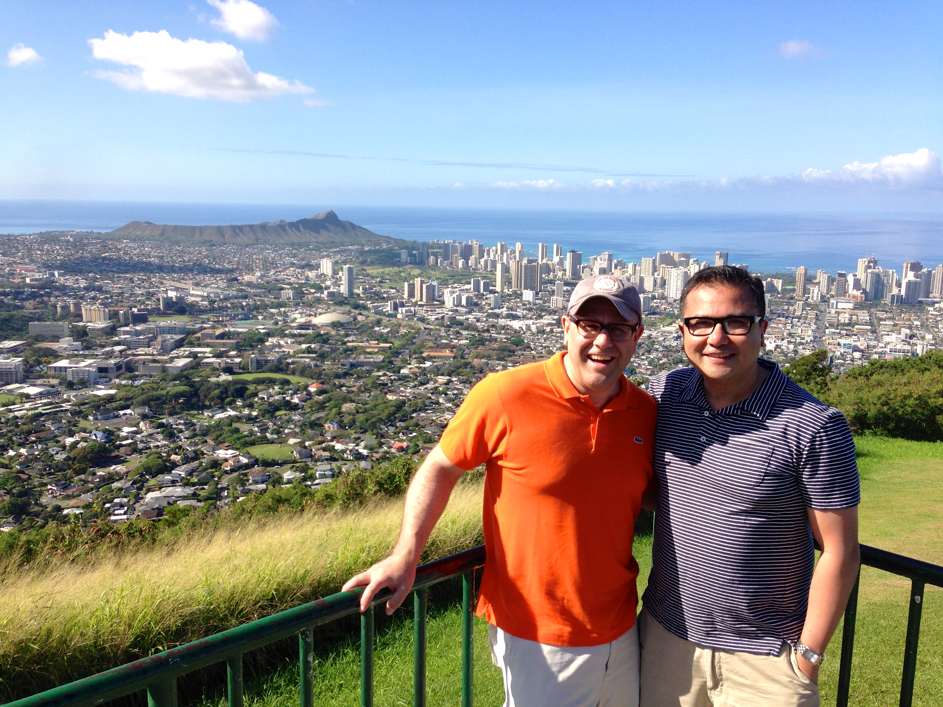 Oahu Spot Tours Scenic View of Waikiki