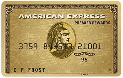 American Express Premier Rewards Gold Card