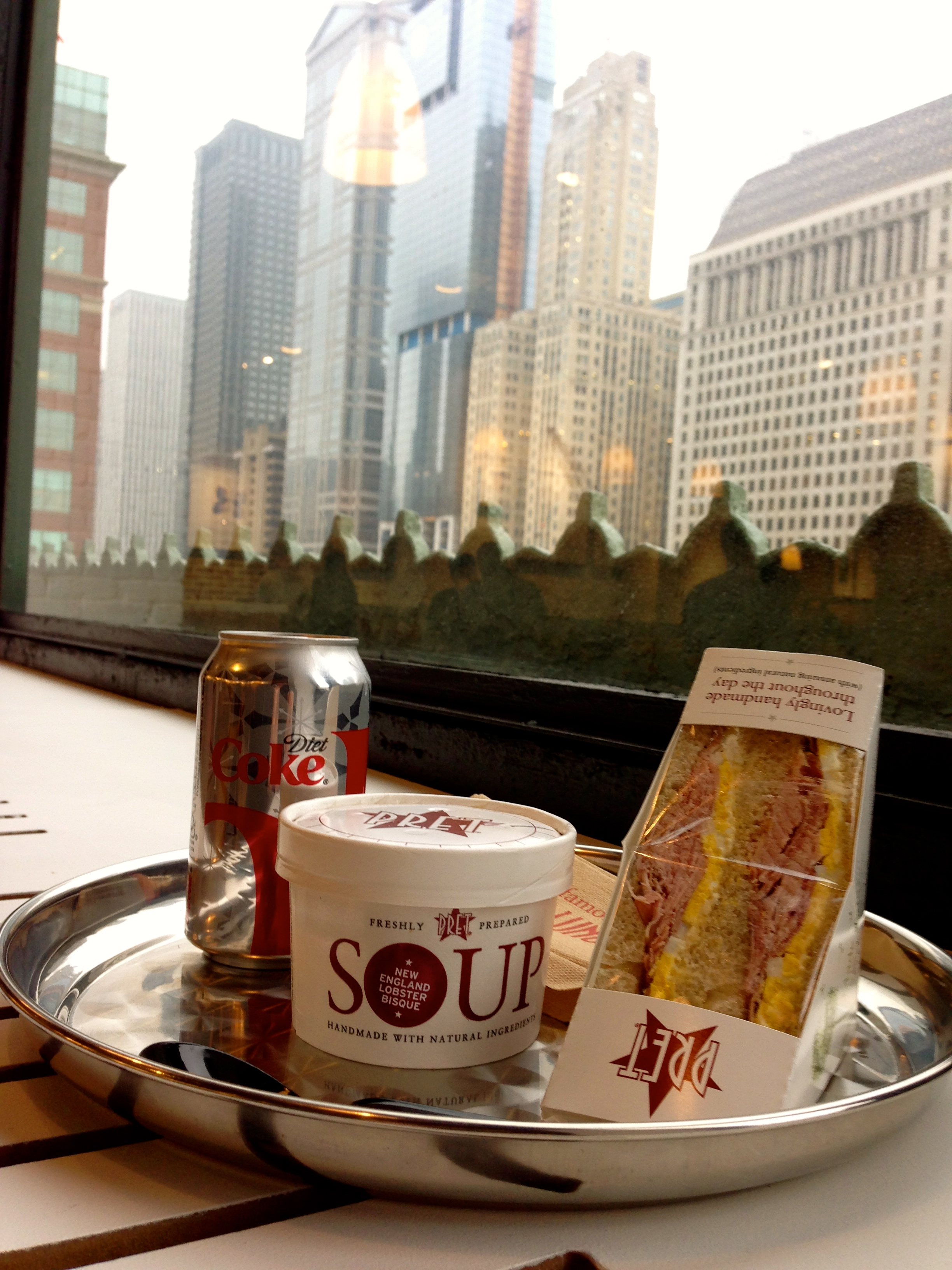 Pret-A-Manger Chicago