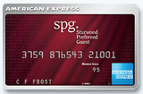 Starwood Preferred Guest American Express