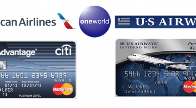 Combining American and US Airways Miles – Taking AAdvantage of Reaping Dividend Miles