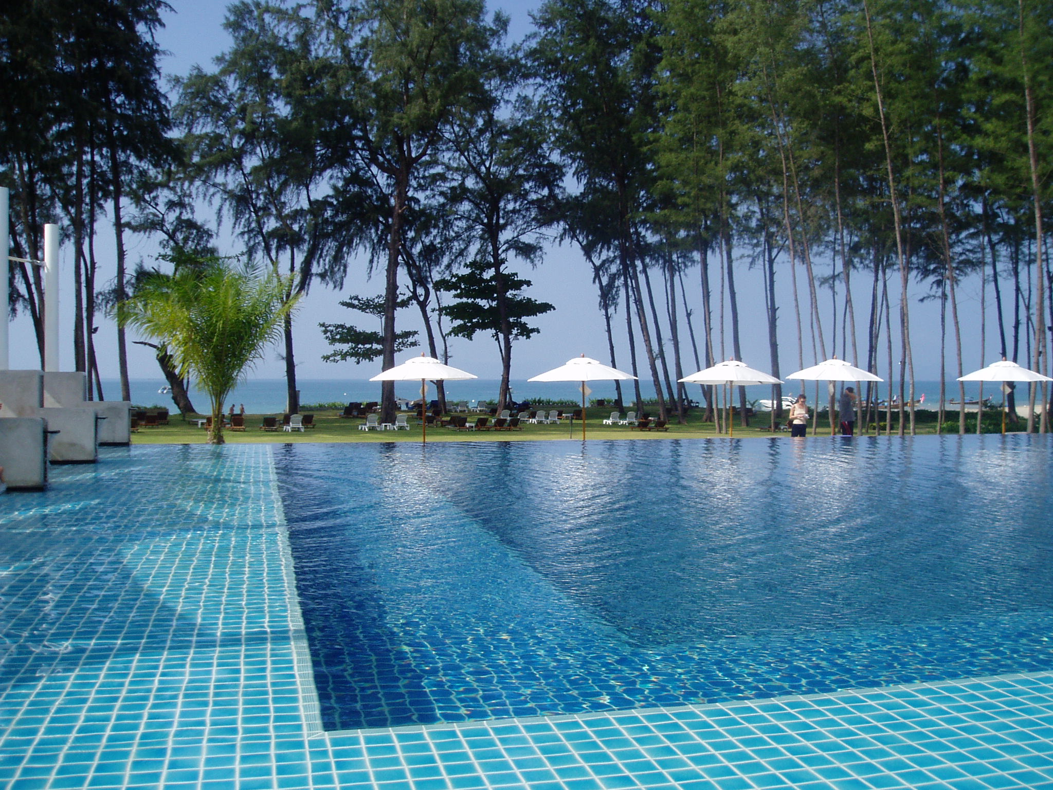 Sheraton Krabi Beach Resort Infinity Pool