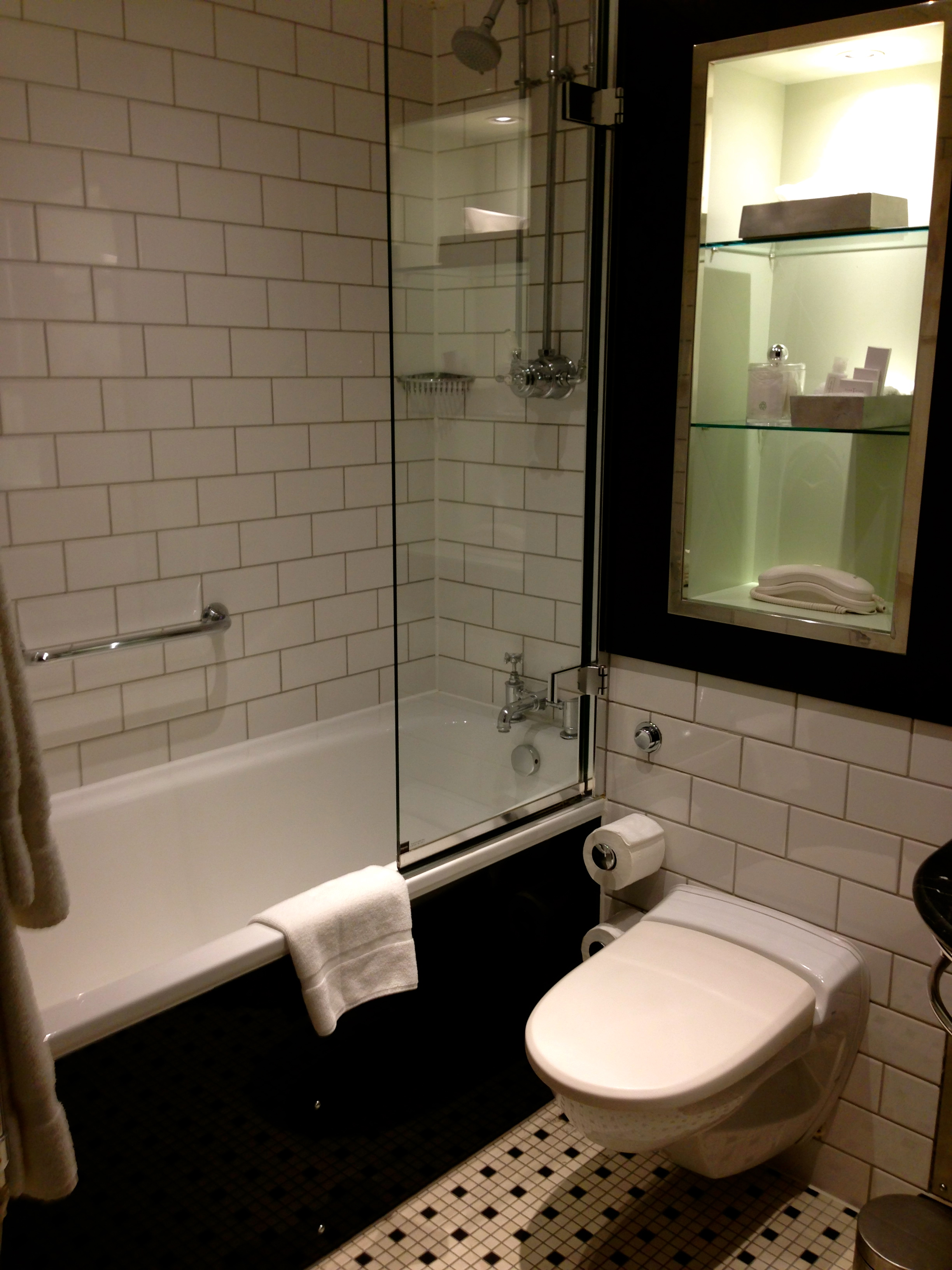 Andaz Liverpool Street London Hotel Review Looking