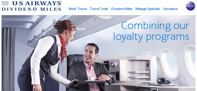 US Airways American Airlines Integration