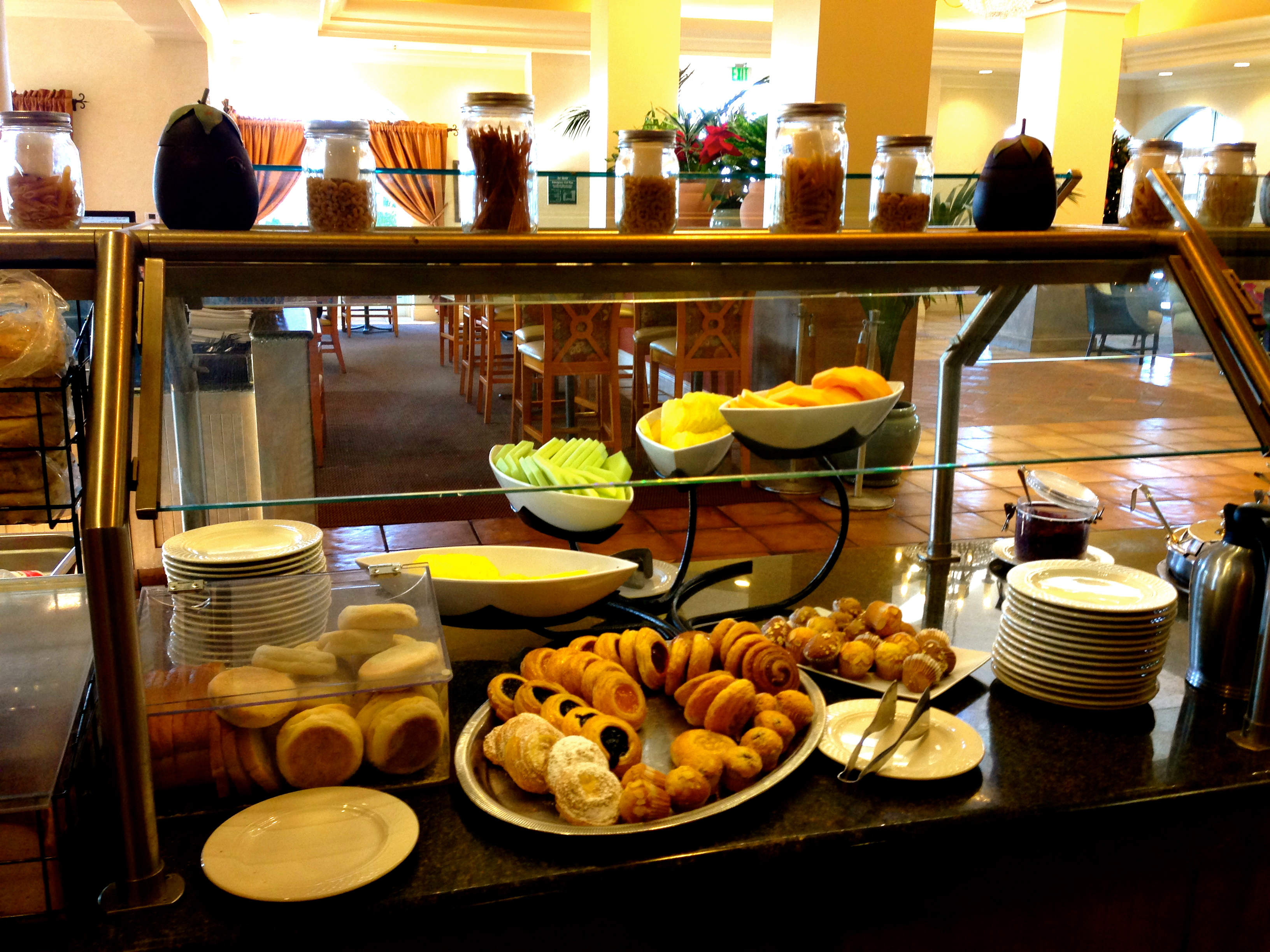 Hilton Garden Inn Carlsbad Beach Breakfast Buffet